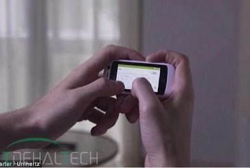جلی؛ کوچک ترین گوشی ۴G جهان