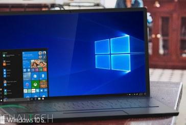 سرفیس بوک و سرفیس پرو با سیستم عامل ویندوز ۱۰ اس عرضه می شوند