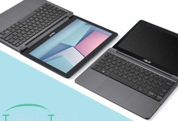 ایسوس و معرفی دو لپتاپ VivoBook E12