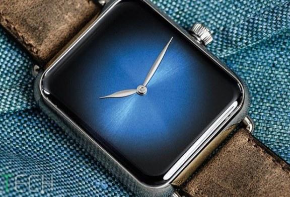 شرکت سوئیسی و ساخت ساعتی شبیه به اپل واچ