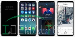 iphon concept