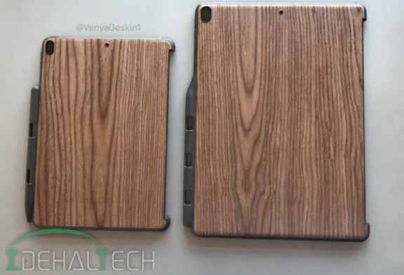 تصویری از کیس آیپد پرو ۱۰٫۵ اینچی و ۱۲٫۹ اینچی اپل فاش شد
