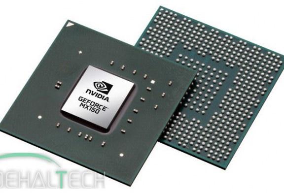 تراشه گرافیکی MX150 انویدیا معرفی شد