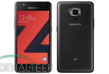 سامسونگ و معرفی تلفن هوشمند Z4 تایزنی