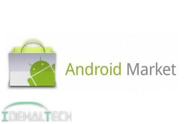 عدم پشتیبانی گوگل از اندروید مارکت