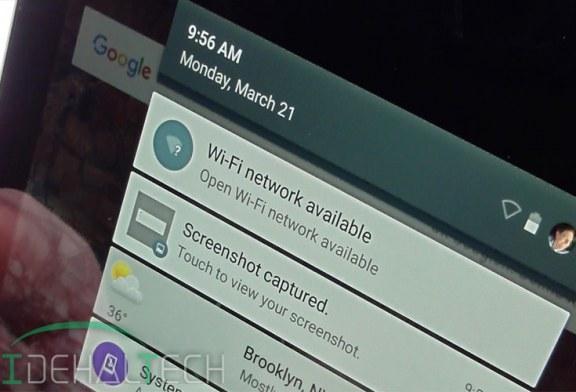 خاموش کردن اعلان وای فای عمومی در سیستم عامل اندروید