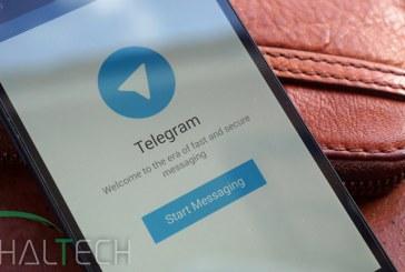 افزوده شدن زبان فارسی بصورت رسمی به تلگرام