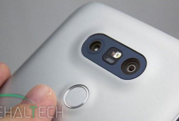 قابلیت Face print در نسخه جدید گوشی ال جی G6 Plus