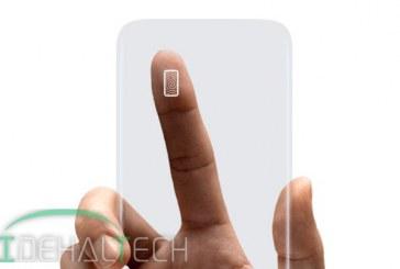 عدم بهره مندی گلکسی نوت ۸ از سنسور اثر انگشت زیر نمایشگر