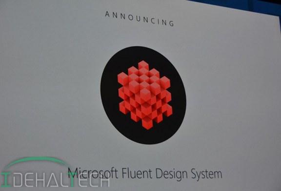 Fluent Design مایکروسافت به مرورگر وب شما خواهد آمد
