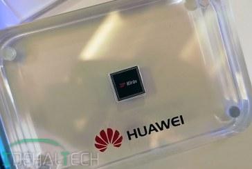 تراشه Kirin 970 با معماری ۱۰ نانومتری معرفی خواهد شد