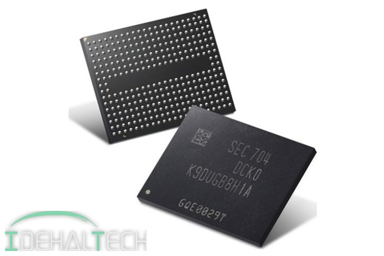 سامسونگ تولید تراشههای V-NAND سریع ۶۴ لایه را افزایش میدهد