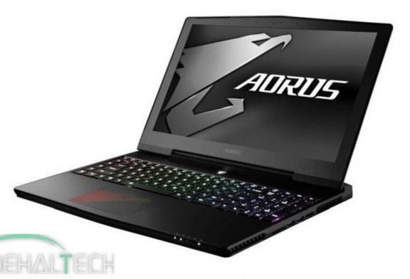 لپتاپ گیمینگ Aorus با فناوری Max-Q معرفی شد