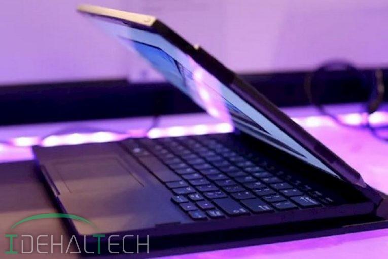معرفی لپتاپ شرکت DELL با قابلیت شارژ بیسیم