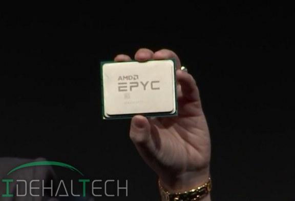 AMD،پردازنده ۳۲ هسته ای EPYC را جهت استفاده در سرور معرفی کرد