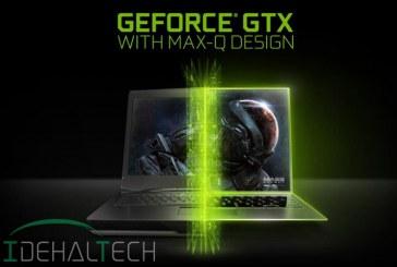 فناوری Max-Q انویدیا لپ تاپ های گیمینگ سبک وارزان قیمت را به همراه میآورد.