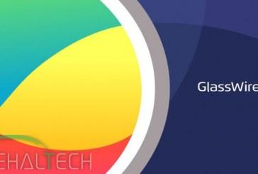 مدیریت وکنترل مصرف اینترنت اپلیکیشنها در اندروید،توسط  GlassWire
