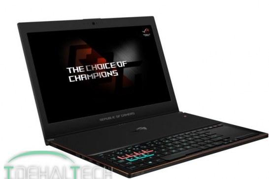 درباره ویژگی های سخت افزاری لپ تاپ گیمینگ فوق باریک ROG Zephyrus ایسوس بدانید