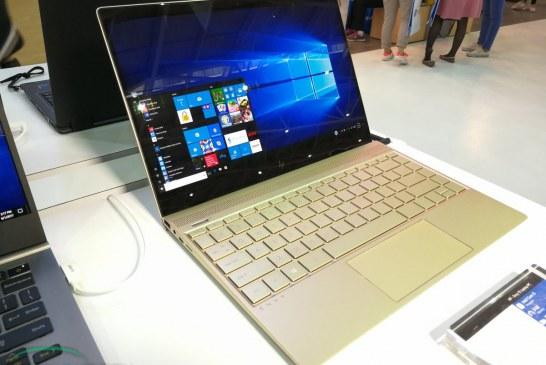 لپتاپ Envy 13 اچ پی با تراشه گرافیکی MX150 عرضه می شود