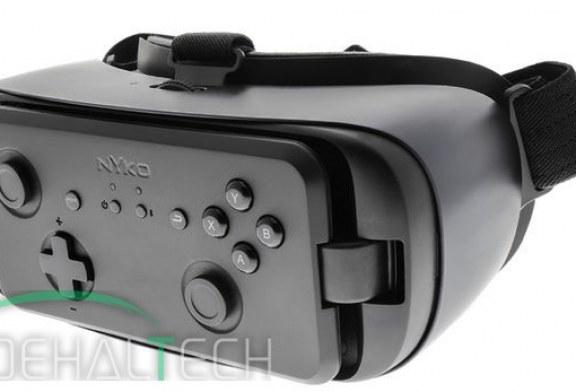 Nyko و معرفی گیم پدی برای هدست Gear VR