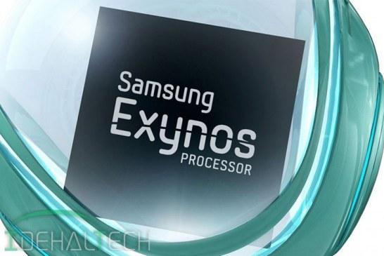 کمپانی سامسونگ در حال توسعه تراشه اکسینوس ۹۶۱۰ می باشد