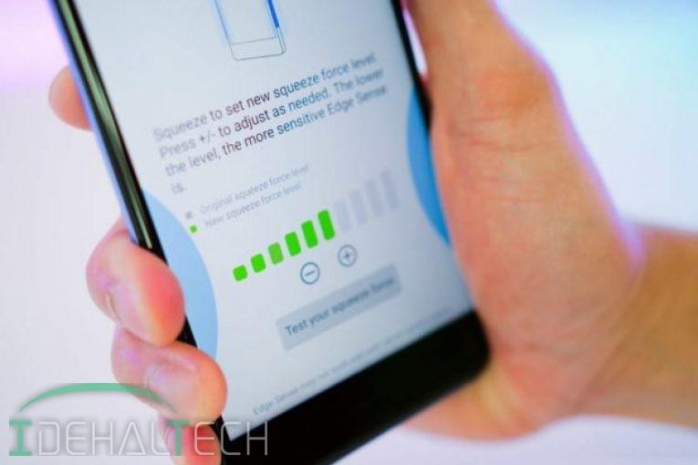 کمپانی HTC گوشی میان ردهای مجهز به فناوری اج سنس میسازد