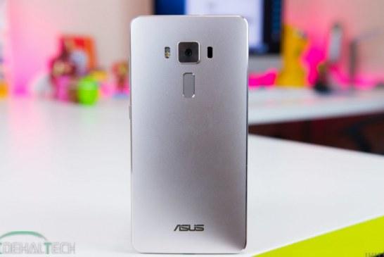معرفی شش مدل گوشی هوشمند ذنفون ۴ توسط ایسوس