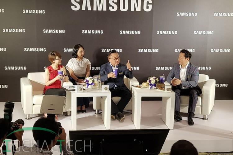 کمپانی سرشناس سامسونگ رونمایی از گلکسی نوت 8 را اعلام کرد