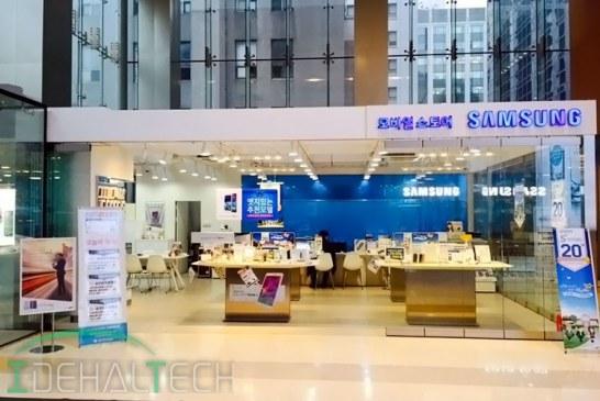 کمپانی سامسونگ همچنان بزرگترین تولیدکننده گوشی در جهان است