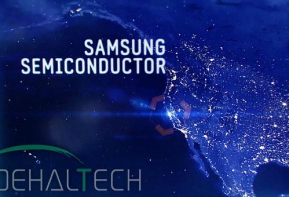کمپانی سرشناس سامسونگ بزرگترین تولیدکننده چیپ در دنیا محسوب میشود