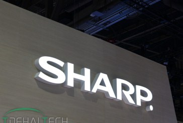 سرمایهگذاری کمپانی شارپ جهت تولید پنل اولد موبایل
