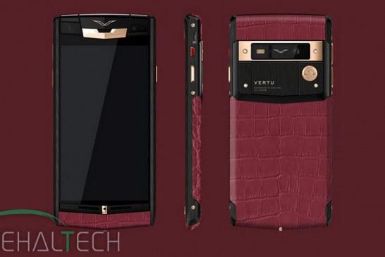 همکاری TCL و Vertu برای تولید ۳۰ هزار دستگاه تلفن هوشمند لوکس