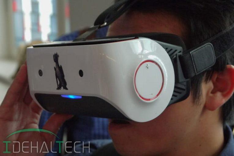 استفاده شدن هدست VR کمپانی کوالکام به عنوان مرجع طراحی برای سایر شرکت ها