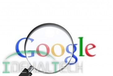 کمپانی گوگل طرحی جدید برای صفحه جستجوی موبایل ارائه میکند