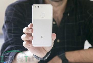 آیا احتمال تجهیز شدن موبایل های پیکسل بعدی گوگل به تاچ پدی در بخش پشت وجود دارد؟