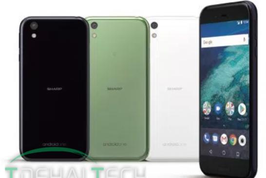 تلفن هوشمند X1 شارپ معرفی شد