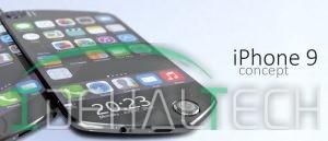مشخصات iphone 9