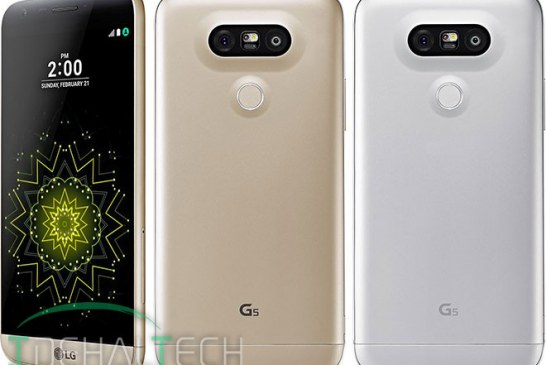بررسی مختصر G5 ال جی