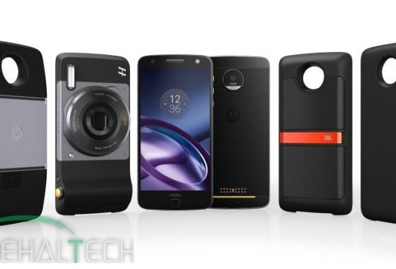 بررسی تلفن هوشمند موتورولا Moto Z