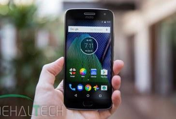 بررسی تلفن هوشمند موتورولا Moto G5