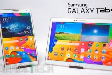 بررسی تبلت Galaxy Tab S/ پهن پیکر کره ای