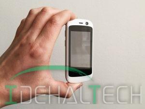 جلی، کوچکترین گوشی هوشمند جهان