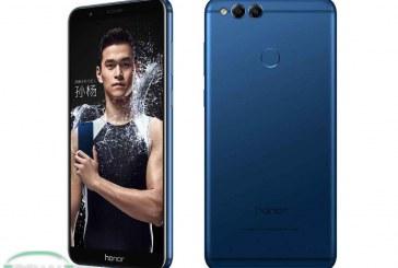هواوی از گوشی Honor 7X رونمایی می کند