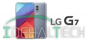 اسکنر عنبیه در LG G7