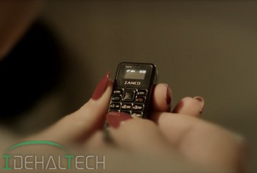 کوچکترین تلفن همراه جهان با کمتر از ۵۰ دلار قیمت راهی بازار شد