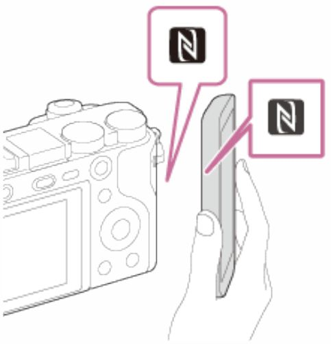 انتقال عکس از دوربین به موبایل