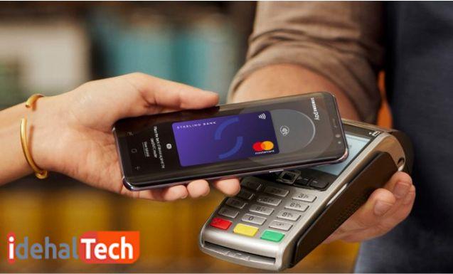 NFC در موبایل