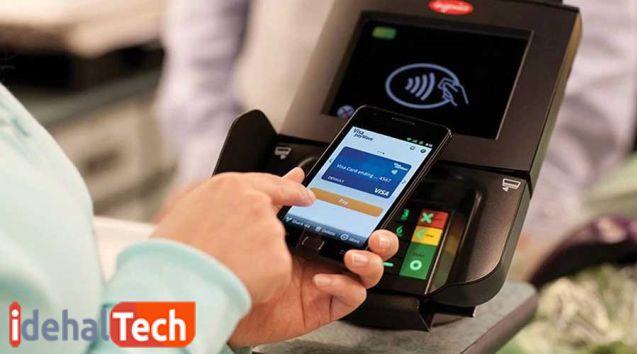 کاربرد NFC در پرداخت آنلاین