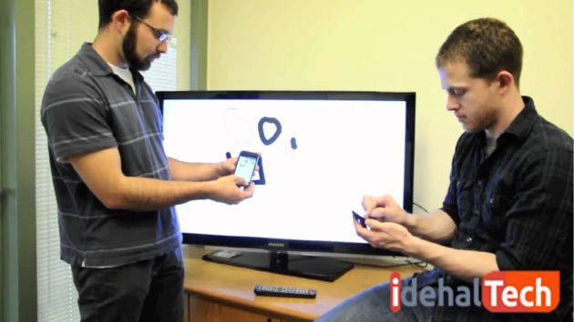 کاربرد NFC در تلویزیون