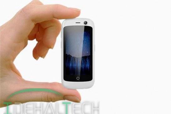 کوچکترین گوشی های بازار